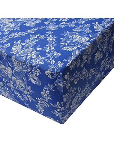 Export Trading Matratzenbezug, Blau, 150 Cm...