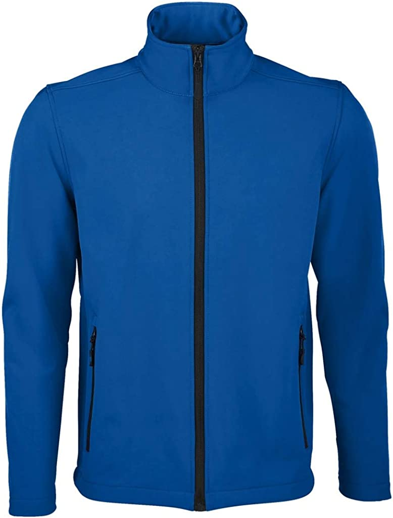 SOL'S Mens Race Full Softshell Water Jacket Nashville-Davidson Mall Zip National products