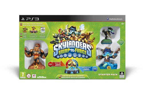 Skylanders Swap Force - Starter Pack (PS3) [Import UK]