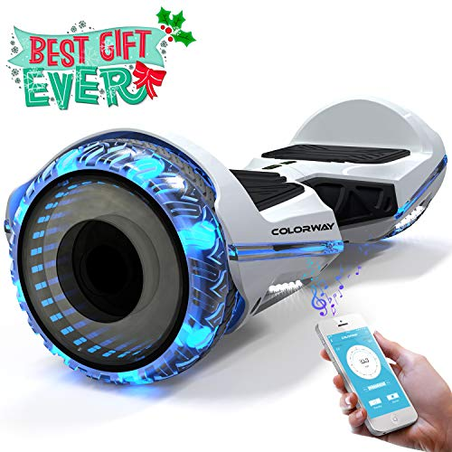 COLORWAY CX911 Advanced Premium Hover Scooter Board - Overboard SUV 6.5'' avec Bluetooth...