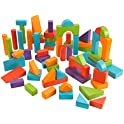 KidKraft 60 Piece Wooden Block Set