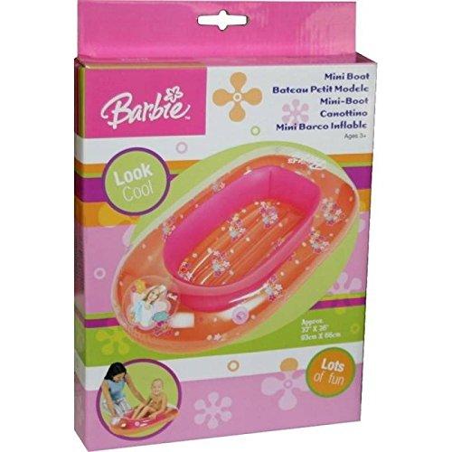 Barbie Bateau Gonflable 93X66 cm
