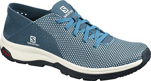 SALOMON Tech Lite W, Chaussures de Sports Aquatiques Femme, Bleu (ICY Morn/Poseidon/Navy Blazer ICY Morn/Poseidon/Navy Blazer), 38 2/3 EU