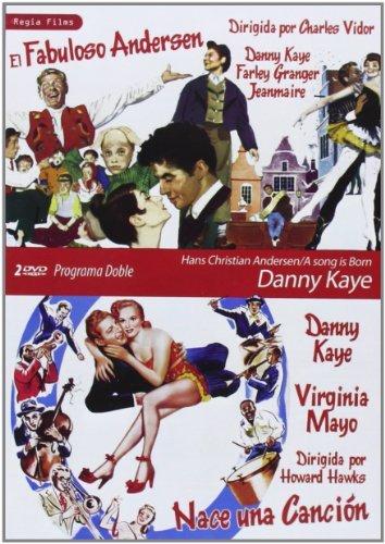 El Fabuloso Andersen (1952) / Nace Una Canci?n (1947) (2Dvds) (All Regions)...