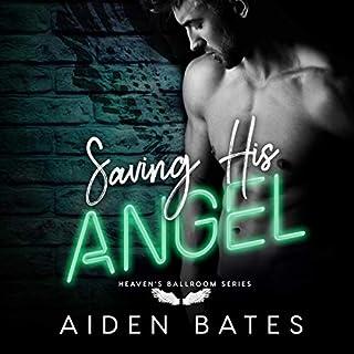 Saving His Angel audiobook cover art