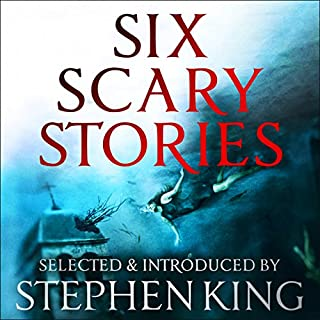 Six Scary Stories cover art