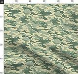 Abstrakt, Armee, Tarnfarben, Militär Stoffe - Individuell