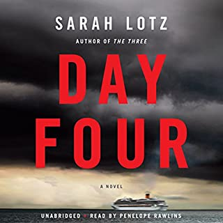 Day Four audiobook cover art