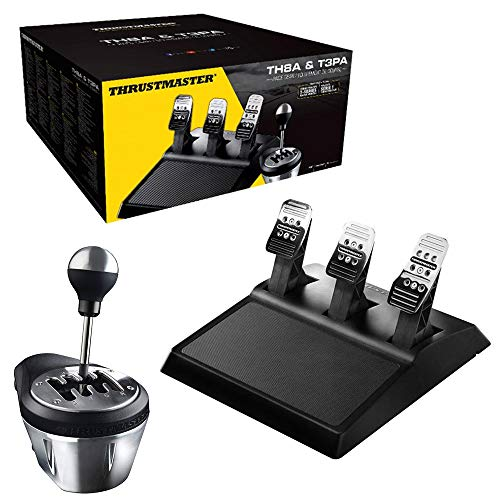 THRUSTMASTER 4060129 TH8A & T3PA Race Gear - Bundle Limited - PC