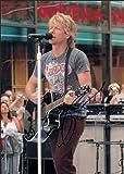 10X8 INCHES Jon Bon Jovi Autogramm-Fotodruck, glänzend