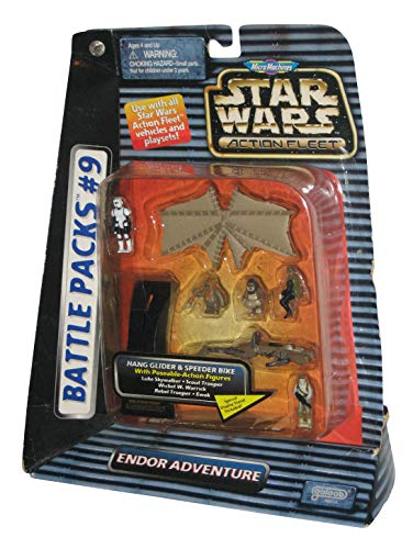 Star Wars Micro Machines 68010 - Action Fleet Battle Packs #8 - Desert Palace
