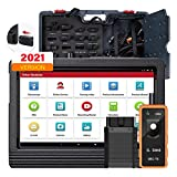 LAUNCH X431 V+ 4.0 (Upgrade Version of X431 V PRO) Bi-Directional All Systems Scan Tool,30+ Reset Functions,ECU Online Coding Diagnostic Tool, AutoAuth for FCA SGW, 2 Years Update