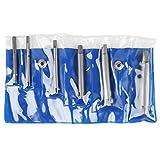 Haltbares Gewindebohrer-Set Überlegene Schnellarbeitsstahl-Schrauben-Ausdreher zum Entfernen von industriellen Schrauben für Reparaturarbeiten(6-piece set)