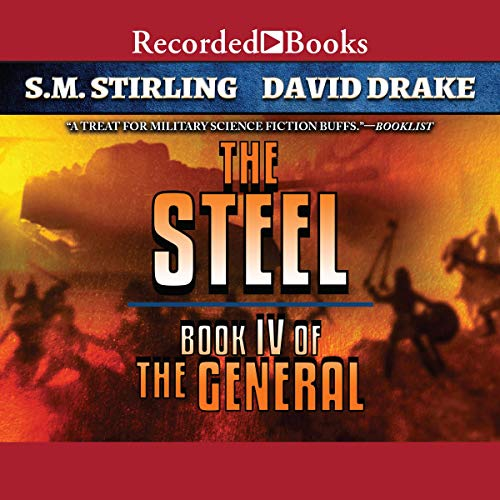 The Steel audiobook cover art