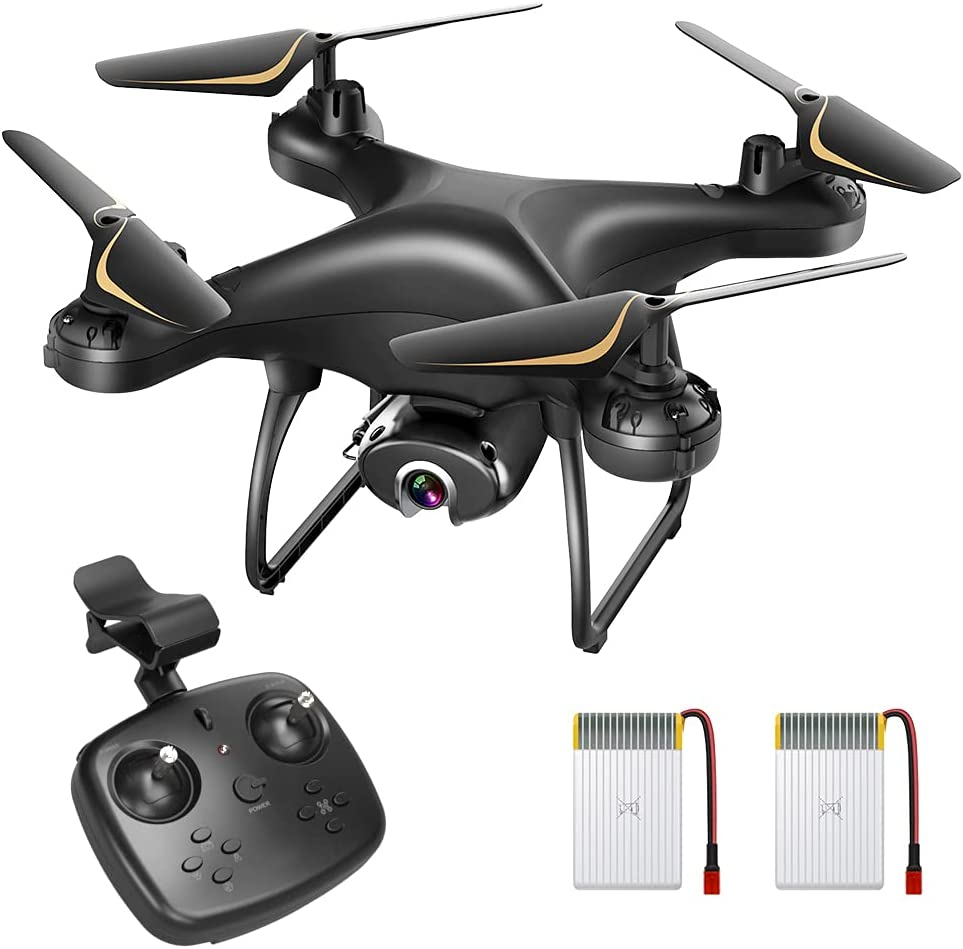 SNAPTAlN Clearance SALE! Limited time! SP650 Pro sold out 2.7K Drone with Camera for Adults Liv HD
