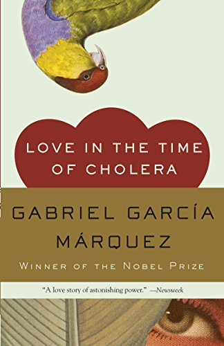 Love in the Time of Cholera (Vintage International) de [Gabriel GarcÍA MÁRquez]