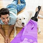 UV Blacklight Flashlight, Super Bright 128 LED Pet Dog Cat Urine Detector light Flashlight for Pet Urine Stains, UV Black light Flashlight for Bed Bugs, Scorpions Hunting 14