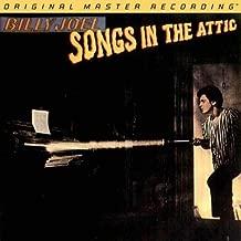 songs in the attic vinyl