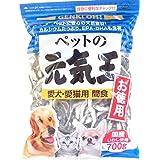 秋元水産 犬用おやつ 元気王 700g