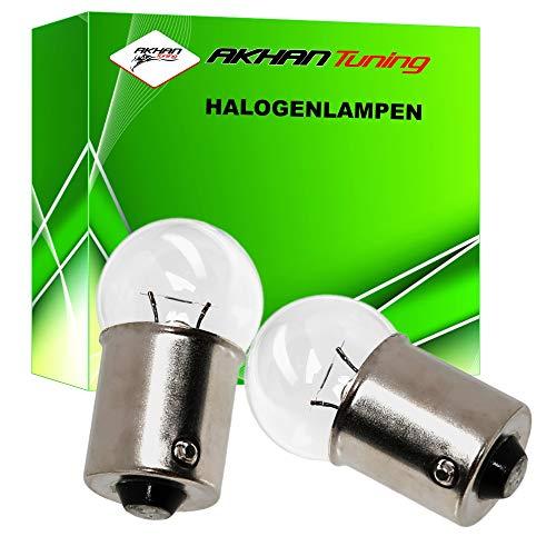 58070 - lampe halogène ampoule ampoule de rechange 12V 5W BA15S R5W