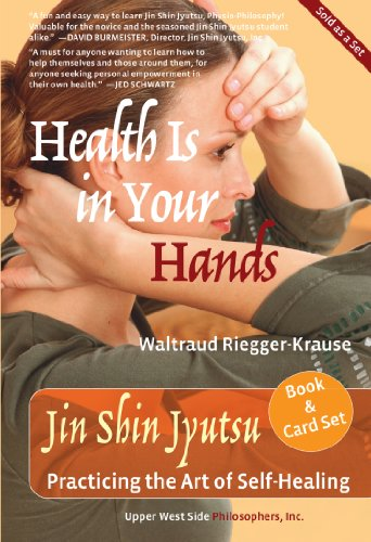 Health Is in Your Hands: Jin Shin Jyutsu - Practicing the Art of Self-Healing (With 51 Flash Cards for the Hands-on Practice of Jin Shin Jyutsu) (English Edition)
