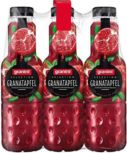 granini Selection Granatapfel, 6er Pack (6 x 750 ml)