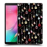 Head Case Designs Officiel Queen Guitare Brian May Coque Dure pour l'arrière Compatible avec Samsung Galaxy Tab A 10.1 (2019)