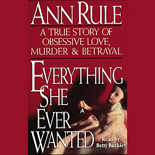 Everything She Ever Wanted audiobook cover art