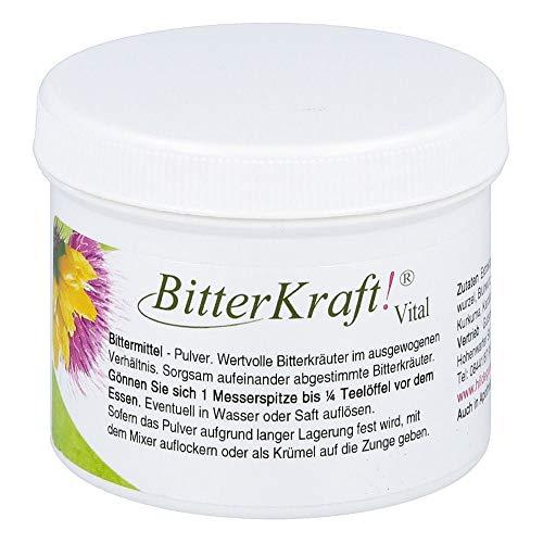 BitterKraft! Vital Pulver, 100 g Pulver