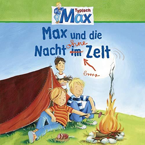 Max und die Nacht ohne Zelt Titelbild