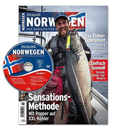 FISCH & FANG Sonderheft Nr. 37: Norwegen Magazin Nr. 7: Das Magazin für Angeln und Meer (Norwegen Magazin: Das Magazin für Angeln und Meer)