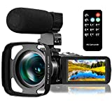 Kenuo Ultra HD Video Camera Camcorder with...