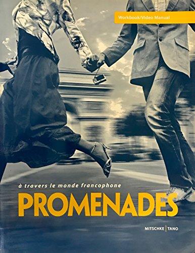Promenades: A Travers Le Monde Francophone (Workbook Lab...