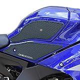 Adhesivo protector lateral depósito para Yamaha R1 2020-2021_HDR325 negro