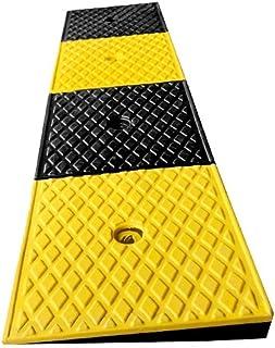 DJSMxpd Rampas Antideslizantes, Taller de Lavado de Autos Rampas Rampas de estacionamiento Patinetas Rampas Fábrica de rampas Rampas Muelle Rampas rampa de rampa 99 * 24.8 * 4CM