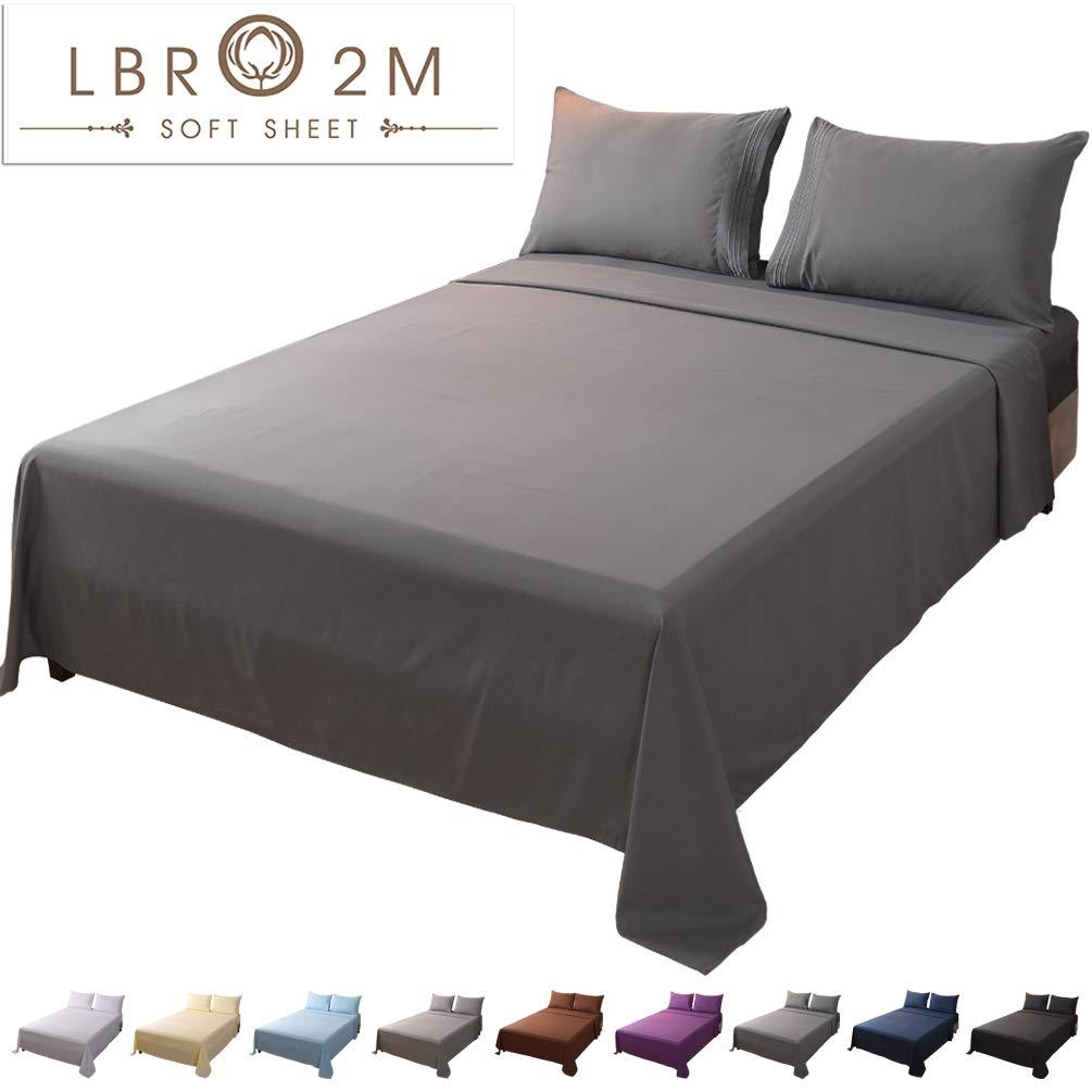 LBRO2M Microfiber Hypoallergenic Breathable Resistant
