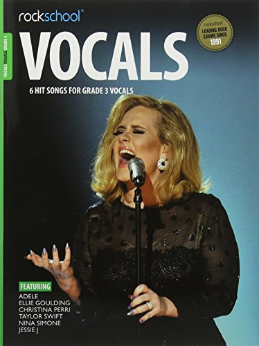 Rockschool Female Vocal Gr 3 Bk/Audio