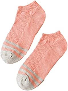 12 paia donna moda di tutti i giorni ASSORTITI DIVERSI Designer Ginocchio Toe Socks 4-6