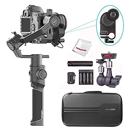 MOZA Air 2 3-Axis Stabilized Handheld Gimbal for Mirrorless Camera,...