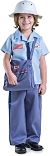 Dress Up America Mail Carrier Costume Set