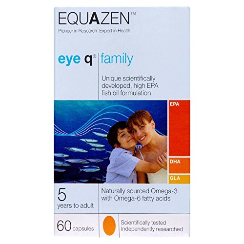 EQUAZEN Eye Q Caps 60