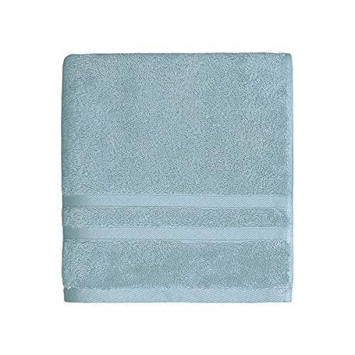 Drap De Bain Sensilk - Couleur - Artic, Taille - 100x150
