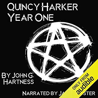 Year One audiobook cover art