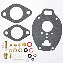 Carbpro Carburetor Rebuild Kit For Marvel-Schebler TSX Carb Repair Allis Farmall Ford 778-515 K7505 rebuld kit New