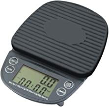 DYHOZZ Digital Kitchen Electronic Scales, Coffee Scales, Scaled Electronic Scales, Kitchen Scales, Baking, Multi-Function Food Scales,Baking/Chinese Medicine/Beauty/Soup Must (Color : Black)