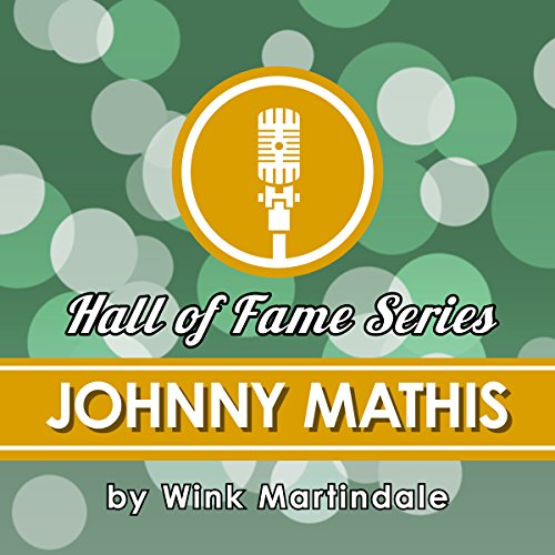 Johnny Mathis  By  cover art