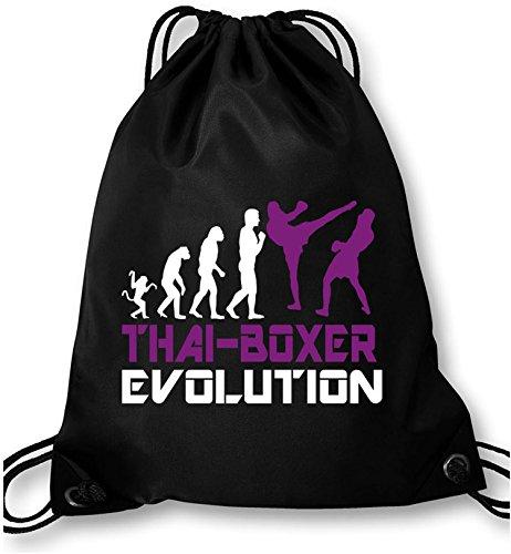 EZYshirt® Thai Boxing Evolution Turnbeutel