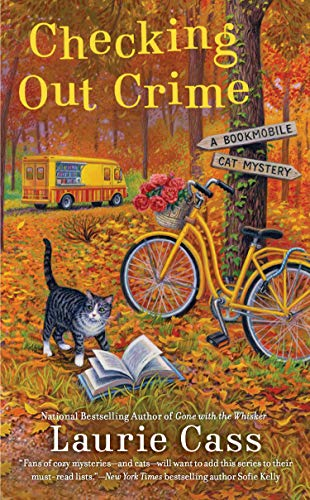 Checking Out Crime (A Bookmobile Cat Mystery Book 9) (English Edition)