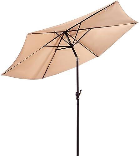 2021 Giantex wholesale Patio online Umbrella, Beige outlet sale