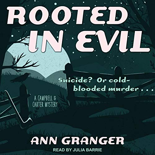 Rooted in Evil audiobook cover art